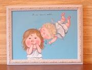 Купить копию картины Гапчинской Ко мне пришла любовь