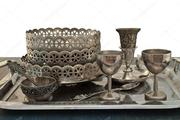 Куплю изделия из металла,  чугун,  мельхиор,  бронза,  латунь,  серебро,  ме